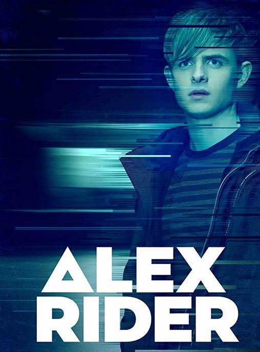 アレックス・ライダーシーズン1最終回