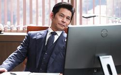 スーツシーズン2第9話 甲斐弁護士(織田裕二)