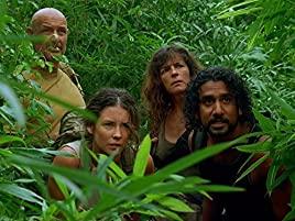 LOST(ロスト)シーズン3登場人物 サイード、ケイト、ロック、ダニエル