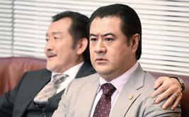 SUITS/スーツ2第10話 上杉と蟹江