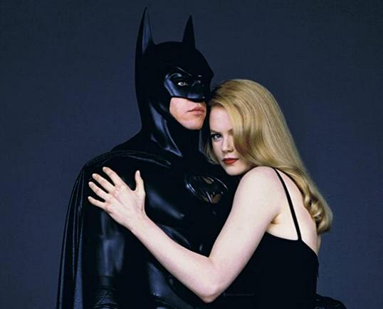 登場人物 バットマンとチェイス博士