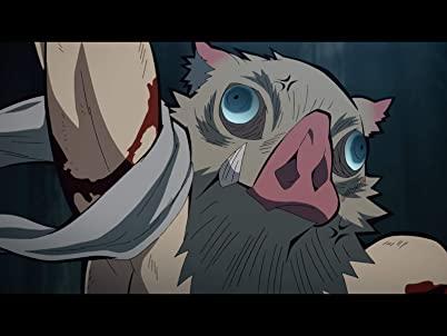 鬼滅の刃アニメ第17話「ひとつのことを極め抜け」