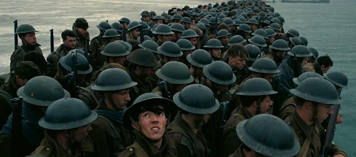 ダンケルクの兵士たち