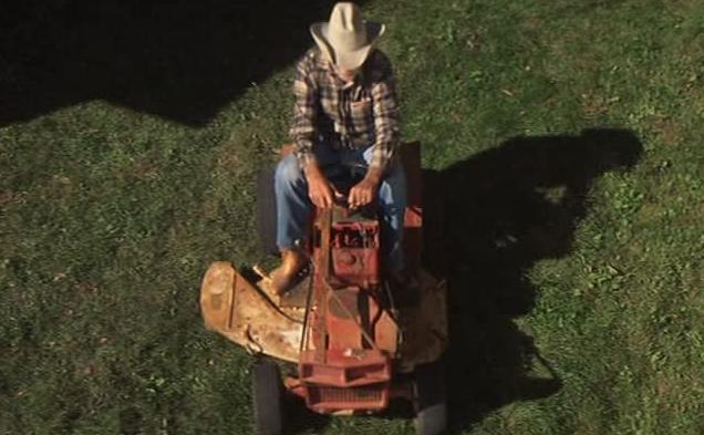 ストレイト・ストーリー アルヴィンと芝刈り機