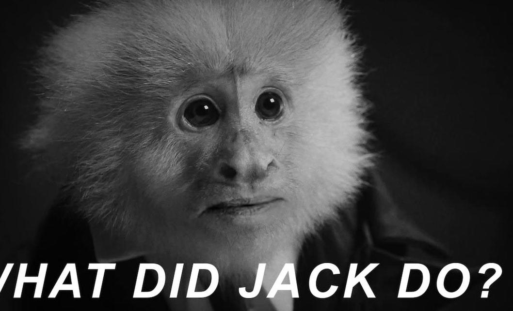 ジャックは一体何をしたの供述シーン
