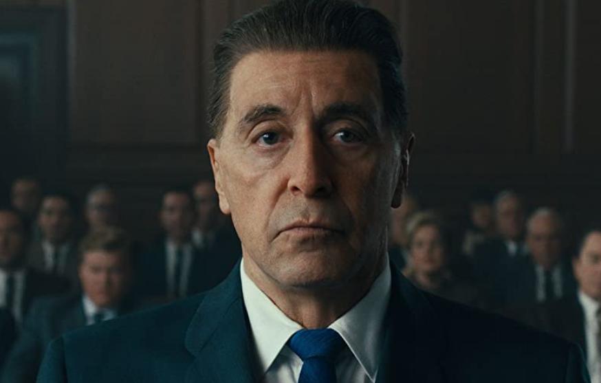 ジミー・ホッファを演じたアル・パチーノ