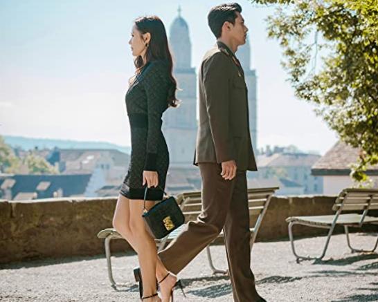 愛の不時着 すれ違うユン・セリとリ・ジョンヒョク