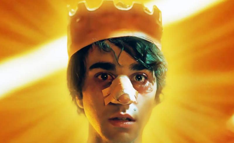 ラストのペイモン王復活シーン