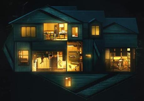 ミニチュアの家