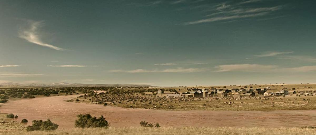 『この茫漠たる荒野で』の地平線