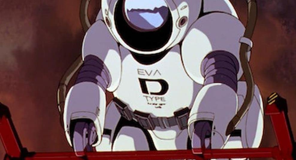 第10話『マグマダイバー』耐熱スーツを着た2号機