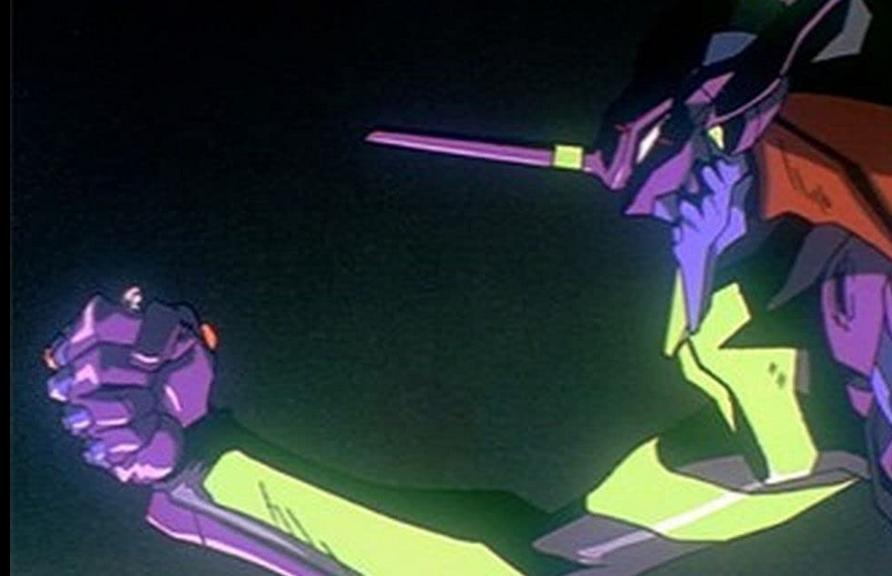 第24話『最後のシ者』渚カヲルを握り潰す初号機(シンジ)