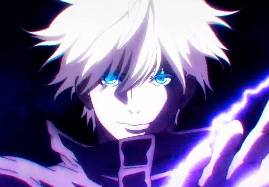 アニメ 呪術廻戦 20話 虚式・紫を放つ五条悟