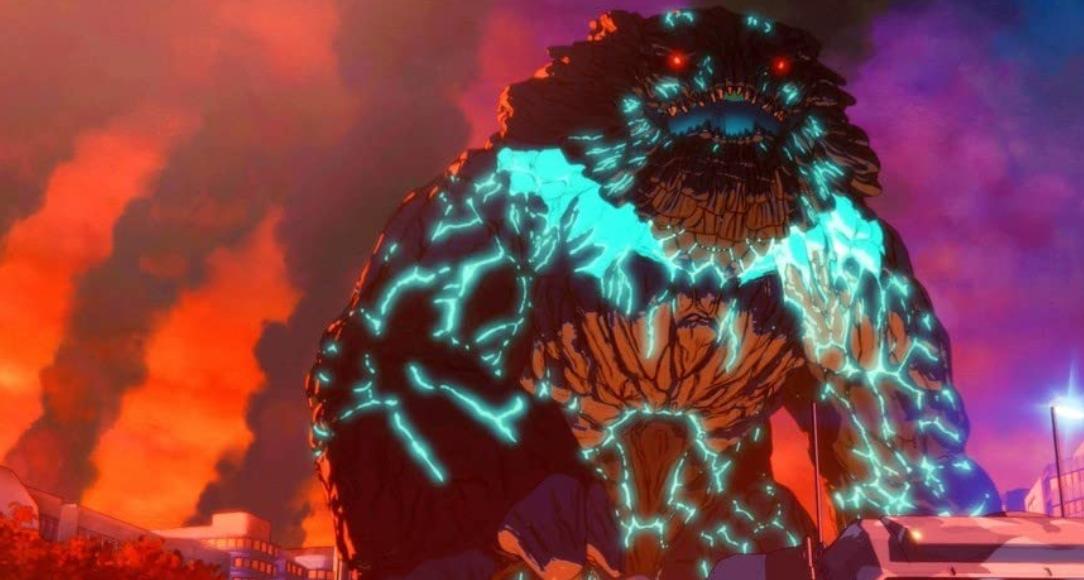 パシフィック・リム:暗黒の大陸の大怪獣