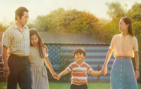 映画『ミナリ』に登場する家族