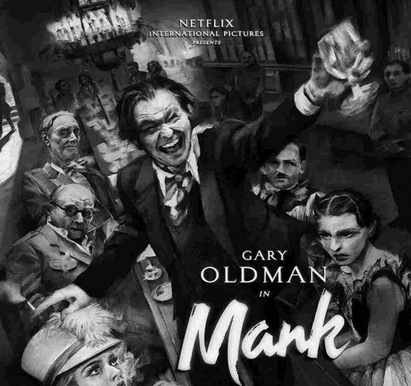 Netflixオリジナル映画『Mank マンク』