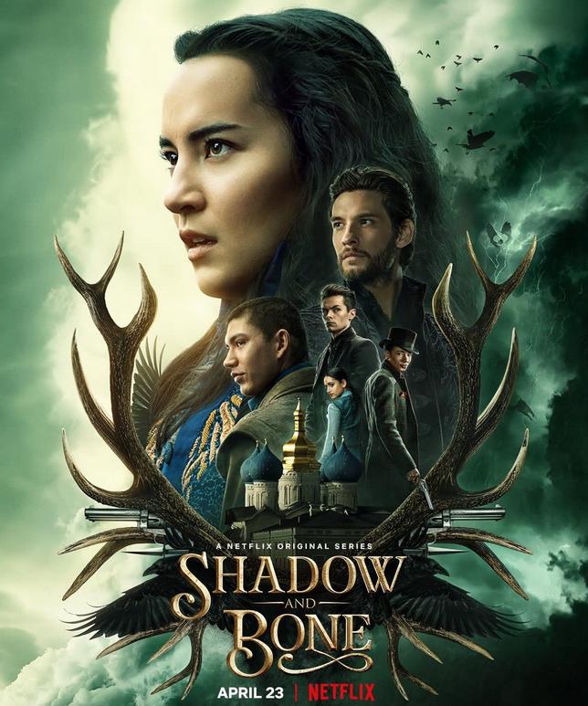 Netflixオリジナルファンタジー『暗黒と神秘の骨』