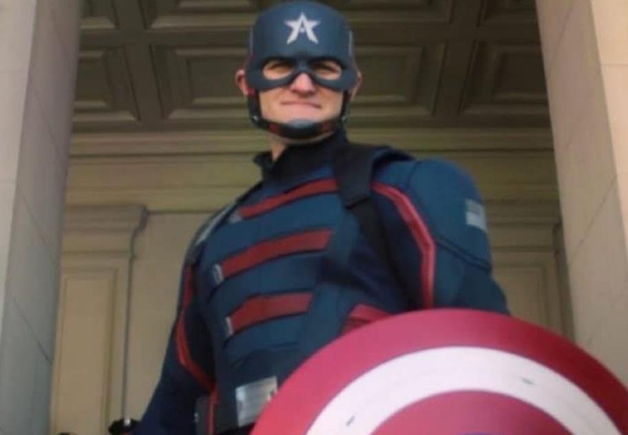 『ファルコン&ウィンターソルジャー』の新しいキャプテン・アメリカ