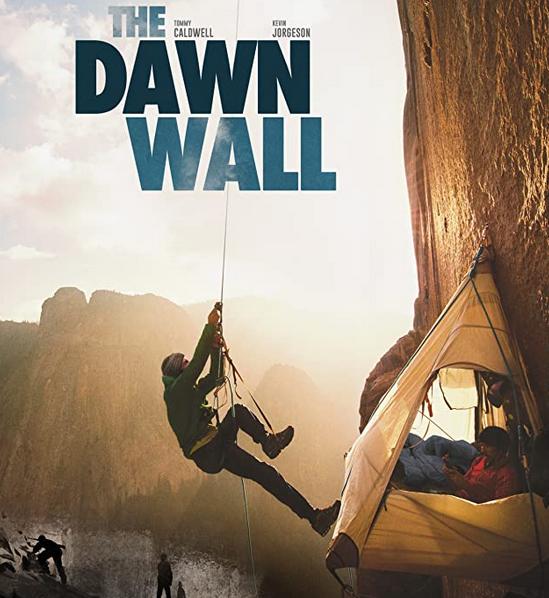 ドキュメンタリー映画『The Dawn Wall(ドーンウォール)』