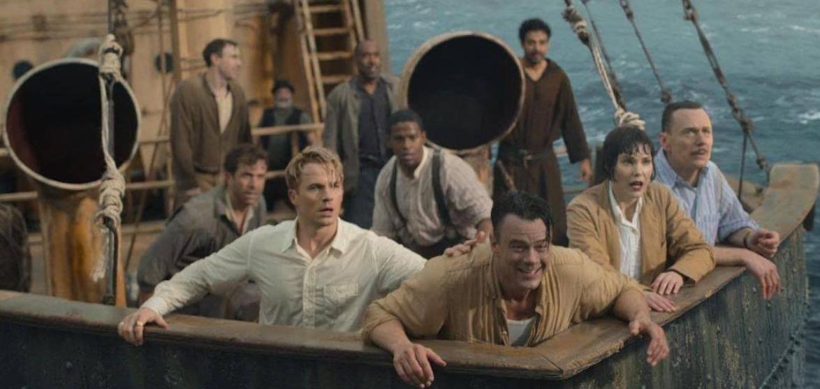 Netflix『ジュピターズ・レガシー』船で冒険するヒーローになる6人のキャラクター