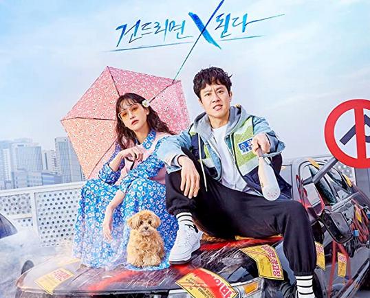 韓国ドラマ『このエリアのクレイジーX』