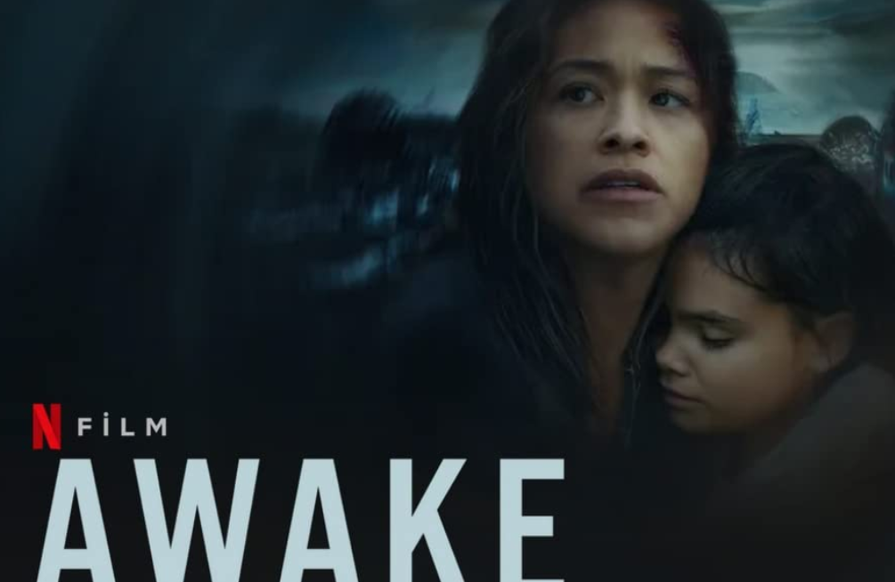 Netflix映画『AWAKE/アウェイク』