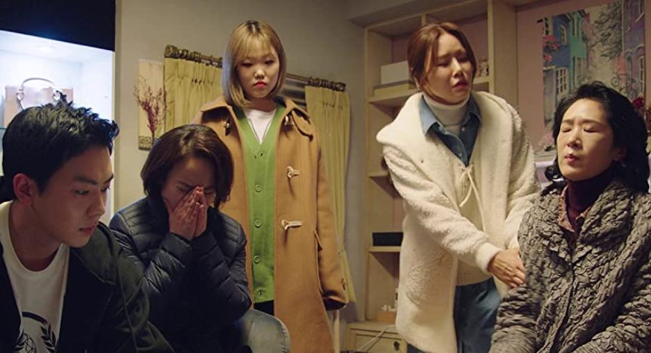 このエリアのクレイジーX 第9話の登場キャラ スヒョン サマンサ 婦人会