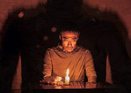 韓国ホラー映画『第8の夜』のソル僧侶