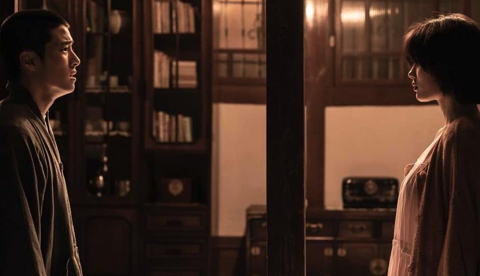 幽霊のエランとチョンソク ネタバレシーン