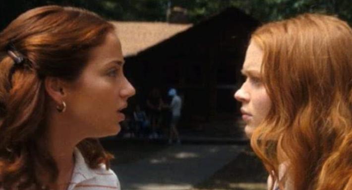 Netflix『フィアー・ストリート Part 2:1978』主人公ジギーと姉シンディ