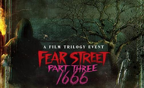 Netflix映画『フィアー・ストリートPart 3:1666』