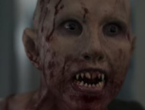 ママ吸血鬼・ナディア Netflix『ブラッド・レッド・スカイ』