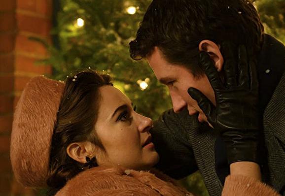 ネタバレ/クリスマスに再会したジェニファーとアンソニー