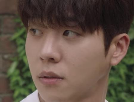 ヤン・ドヒョクを演じる俳優チェ・ジョンヒョプ