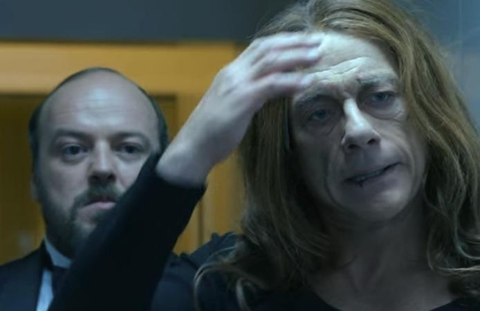 Netflix映画『ザ・ラスト・マーセナリー』ヴァンダム演じる主人公リシャールとラザール