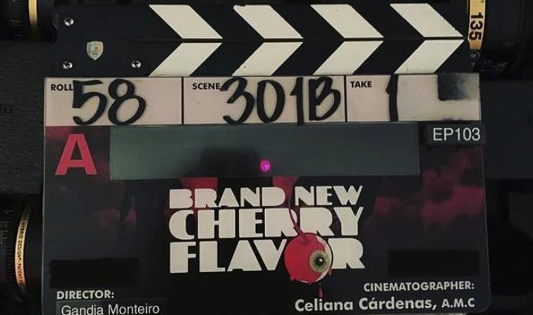 Netflix『ブランニュー・チェリー・フレーバー』