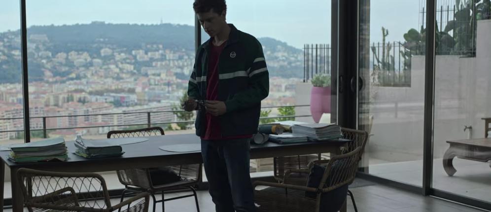Netflixドラマ『忽然と』主人公ギョーム