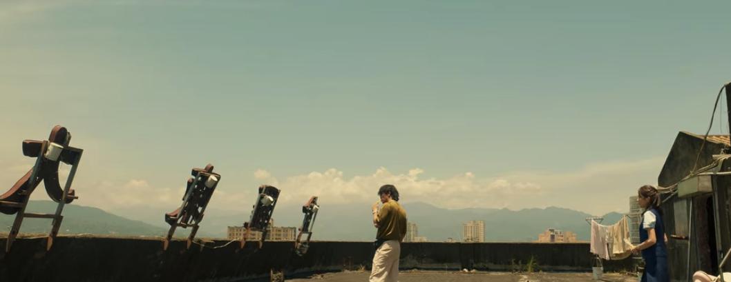 台湾映画『君が最後の初恋』