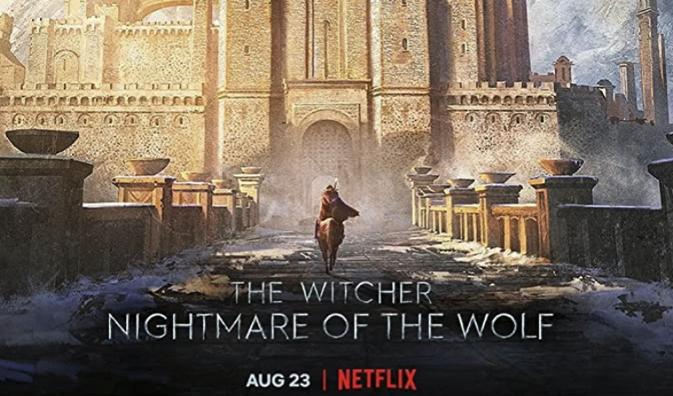 Netflix映画『ウィッチャー狼の悪夢』