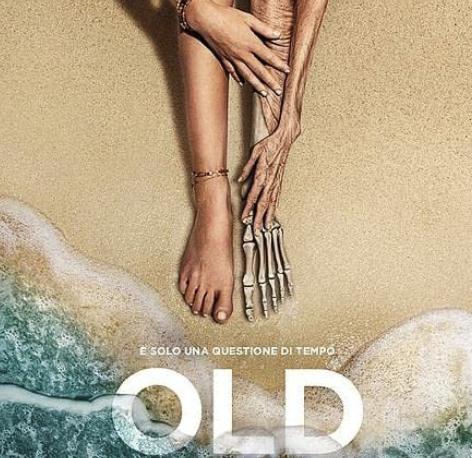 シャラマン監督の新作映画『オールド/Old』