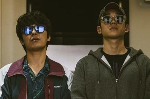 韓ドラ『DP 脱走兵追跡官』の主人公ジュノとホヨル
