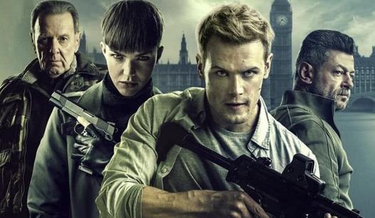 『SAS:反逆のブラックスワン』の登場キャラ