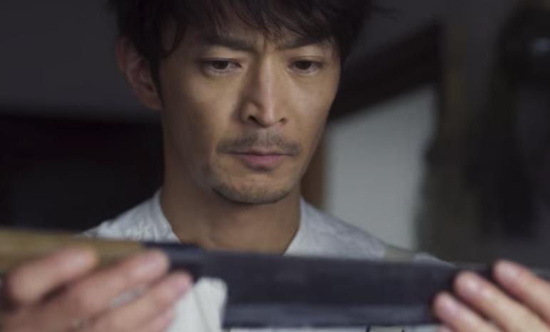 『極工夫道』包丁を研ぐ津田健次郎