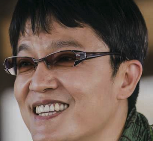 チュンジェ(オ・ユン)を演じるチョ・ハンチョル