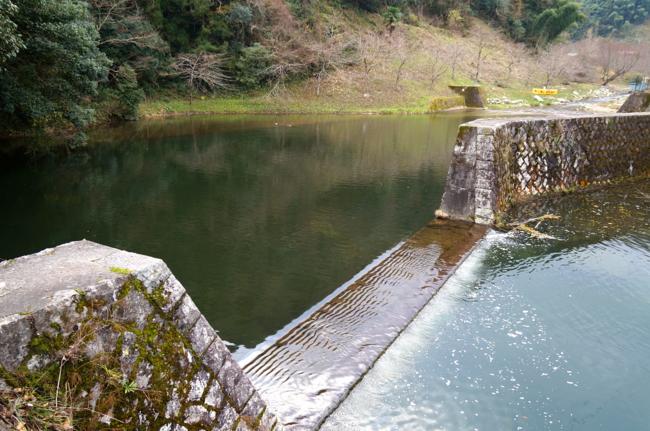 曲渕ダム(福岡県福岡) - 水辺遍路