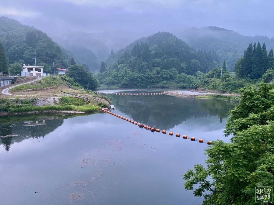 鯖石川ダム( 新潟県柏崎) - 水辺遍路