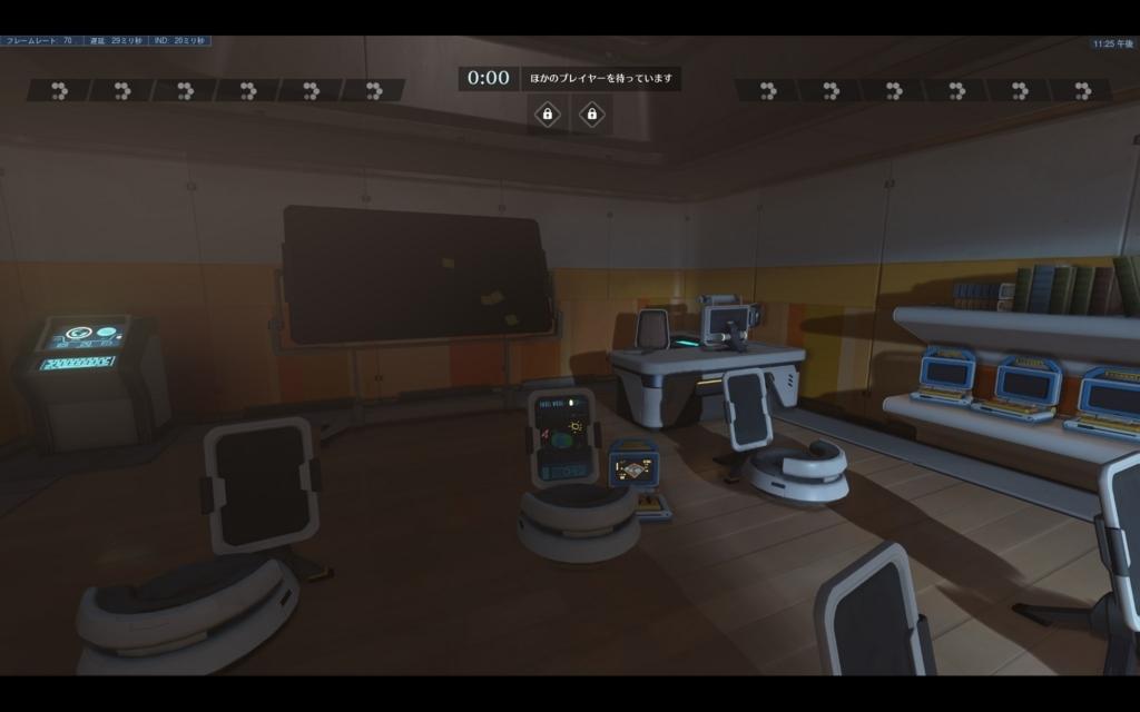 ゴリラたちの学習室