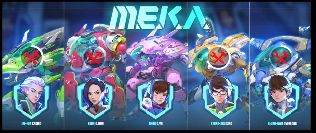 MEKA部隊