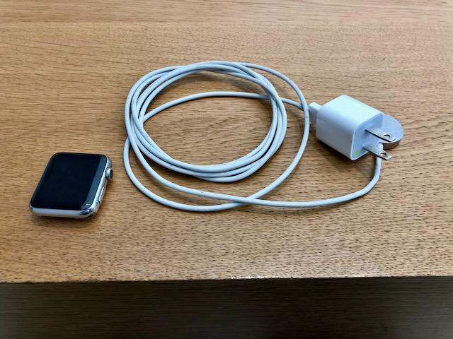 初代Apple Watchを修理に