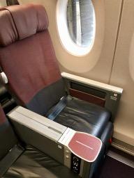 エアバスA350 クラスJシート